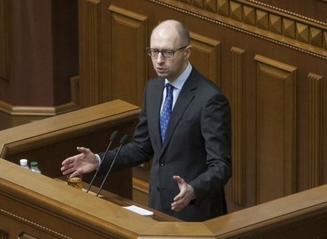 Ukraine PM: Crimea conflict enters military stage | Sustain Our Earth | Scoop.it