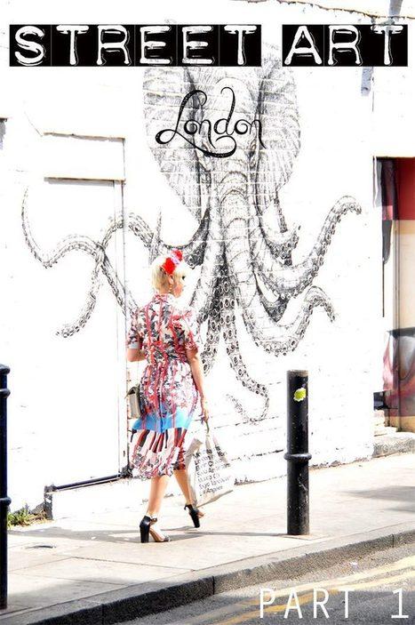 Londres : Street Art | London Life | Scoop.it