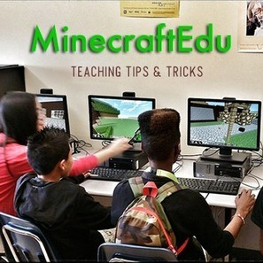 My Tricks for Using Minecraft to Motivate Your Class | Desenvolvimento de Jogos Digitais em Educação | Scoop.it