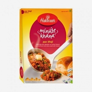 Haldiram's Online - Google+ - Pav Bhaji is one of the most popular street food of… | Healthy Eating | Scoop.it