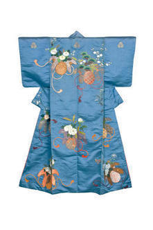 The History Of Kimono Design In 15 Beautiful Images | Texas A&M Costume and Dress | Scoop.it