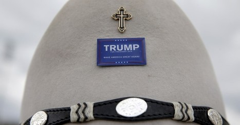 Why Do Evangelicals Like Trump? Maybe Because He's a Businessman   Religion and Culture   Scoop.it