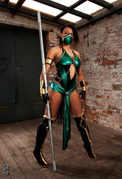 #Cosplay Sexy : Mortal Kombat #29 | Toute l'actu Geek, High-Tech ... | Cosplay | Scoop.it