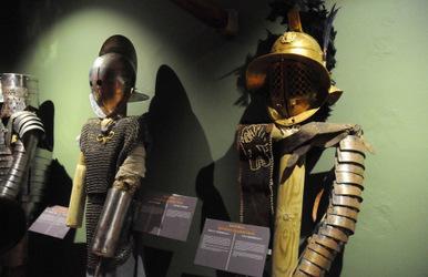 El área de descanso de los gladiadores | Mundo Clásico | Scoop.it