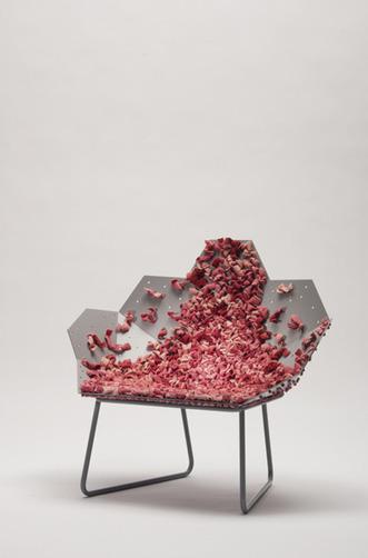 Blush Chair - Sofie Brünner | Orgone Design | Canapé design | Scoop.it