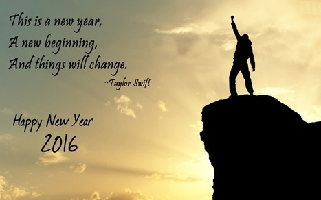 Inspirational New Year Quotes 2016 with Greeting Images | Wishes Quotes | Scoop.it
