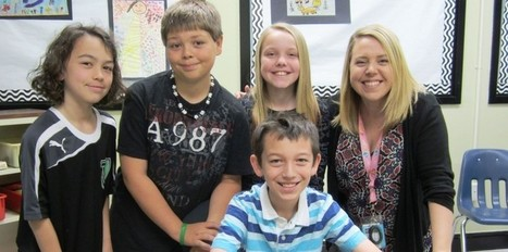Marrington Elementary School National Honor Society elects leaders | Honor Society Activities in the News | Scoop.it