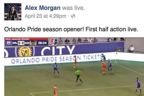 Facebook Quietly Live-Streamed Its First Professional Sports Broadcast Over The Weekend | New media environment | Scoop.it