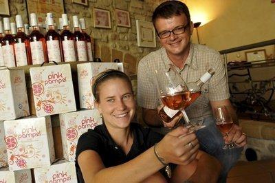 Le rosé-pamplemousse s'invite sur toutes les tables   Du raisin au vin   Scoop.it
