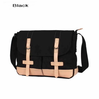 Urban cruising canvas messenger bags in leather and canvas from Vintage rugged canvas bags | Collection of backpack | Scoop.it
