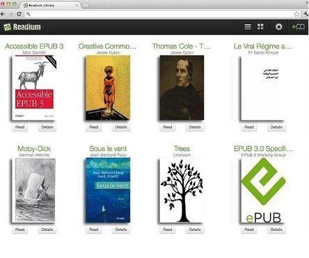 Readium: Read eBooks In Chrome | Creating and Publishing eBooks | Scoop.it