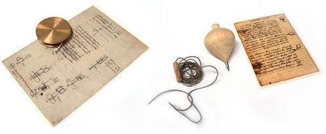 Kickstarter Celebrates the Brilliance of Da Vinci's... Toys?   Renaissance Paintings   Scoop.it