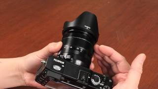 Fuji Guys - Fujifilm X-E1 Part 3/3 - Top Features | Fuji X-E1 | Fujifilm X-E1 | Scoop.it