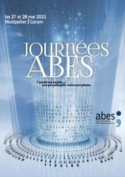 Journées ABES 2015 : le programme est en ligne ! | InfoDoc - Information Scientifique Technique | Scoop.it