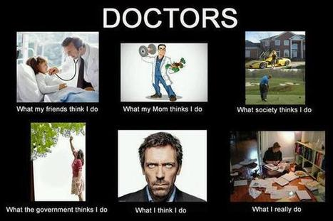 Doctors | What I really do | Scoop.it