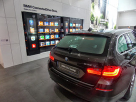 BMW : une nouvelle stratégie pour ConnectedDrive - Voiture ... | Voiture Connectée | Scoop.it