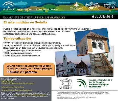 El arte mudéjar en Sedella - 6 de Julio | Cosas de mi Tierra | Scoop.it