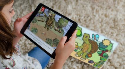 Colorea tus cuentos que cobran vida en 3D con Zientia Kids | zientia apps augmented reality | Scoop.it