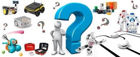 Enseigner et utiliser la robotique : quel kit robotique ou électronique choisir ? | robotique-codage-et-technologie | Scoop.it