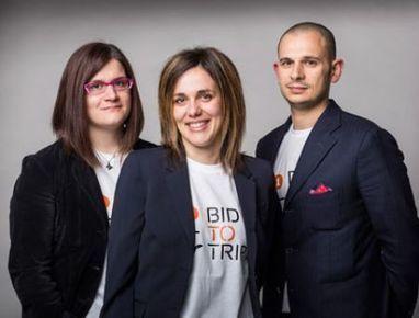 @bidtotrip250mila euro per la #startup dei #viaggi di lusso a prezzi bassi | ALBERTO CORRERA - QUADRI E DIRIGENTI TURISMO IN ITALIA | Scoop.it