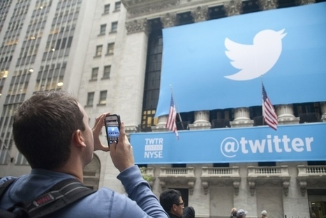 Twitter pu&ograve; predire l'andamento della borsa<br/>Lo dice un report della Banca centrale europea | Web Content Enjoyneering | Scoop.it