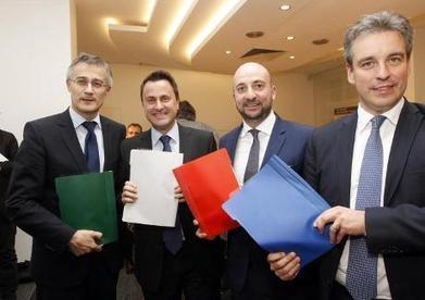 Fuite: le programme de coalition est rendu public | Luxembourg (Europe) | Scoop.it
