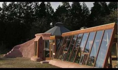 First Hand Look Inside an Earthship | TruthTheory | Inspired | Scoop.it