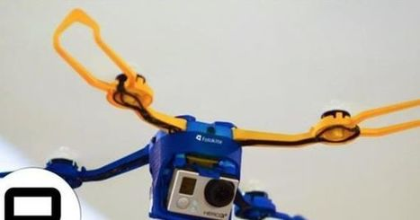 Hands-on with Fotokite Phi, a pet drone on a leash | Robolution Capital | Scoop.it