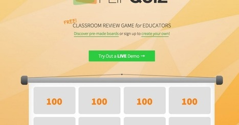 4 Useful Tools for Creating Non-traditional Quizzes ~ Educational Technology and Mobile Learning | All about e-learning.... | Scoop.it