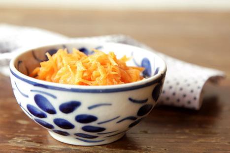 Cenoura agridoce - simples e muito versátil | DigaMaria | Receitas da Lia | Scoop.it