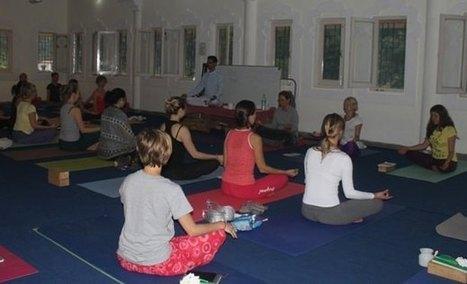 Nada Yoga Teacher Training in India - Rishikesh, 2015 | Yoga Tips for Healthy Living! | Scoop.it