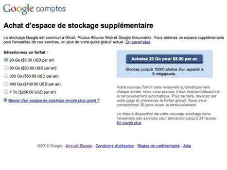 Google Drive devrait arriver dans les prochaines semaines | Fredzone | Actualité etourisme | Scoop.it