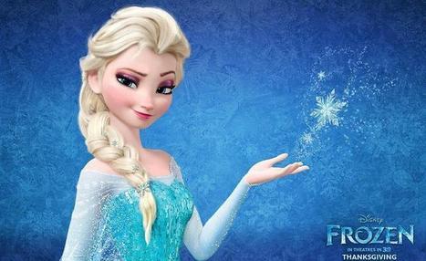 Frozen dans le top 10 des clips les plus visionnés sur Youtube   Dracarys and co   Scoop.it