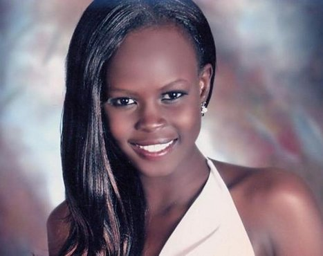 South Sudan's Atong Demach is Miss World Africa!   Engaging with Africa   Scoop.it