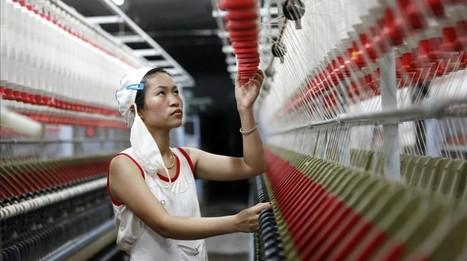 El tèxtil es mou cap a països 'low cost' però també torna a casa | Terrassa: economia i societat | Scoop.it