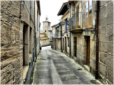 Una ruta para recorrer Galicia en coche por 7 pueblos congelados en la Edad Media | Galicia | Scoop.it