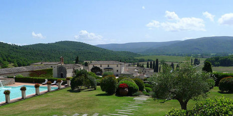 La Bagnaia, a royal golf landscape in Tuscany | Golf in Italy | Scoop.it