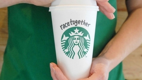The Internet Is United in Despising Starbucks' 'Race Together' Cup Campaign | Psychology of Consumer Behaviour | Scoop.it