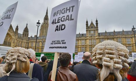 Criminal case faces collapse following legal aid cuts for medical experts   SocialAction2015   Scoop.it