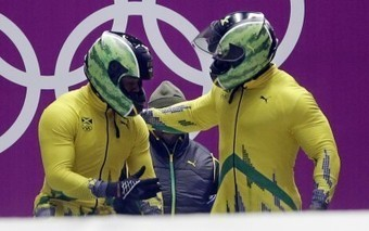 Jamaican bobsled team faces uncertain future   Sochi Olympic Fails   Scoop.it