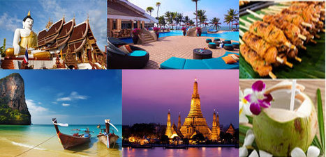 Experience Exotic Thailand   Odyssey Tours and Travels   Scoop.it