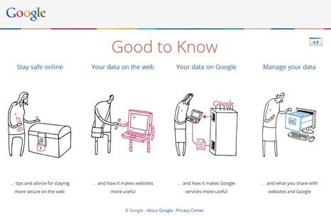 Good to Know – Google | Prionomy | Scoop.it