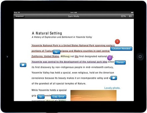 Turnitin - iPad | Curtin iPad User Group | Scoop.it