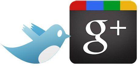 Google Plus Vs Twitter – Diferencias | Recull diari | Scoop.it