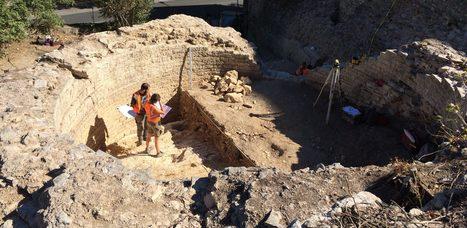 NÎMES Le rempart augustéen le plus original du monde romain - Objectif Gard | LVDVS CHIRONIS 3.0 | Scoop.it