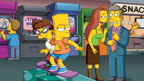 Les Simpsons en reprennent pour 2 saisons ! | firefox-comicsandgeek | Scoop.it