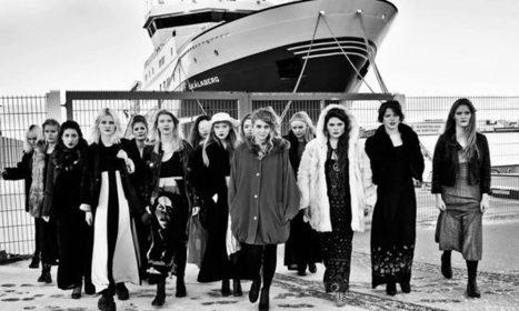 Reykjavíkurdætur: ces rappeuses féministes islandaises mettent le monde en éruption | Gender and art | Scoop.it