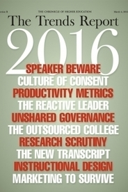 The Trends Report: 10 Key Shifts in Higher Education | TRENDS IN HIGHER EDUCATION | Scoop.it