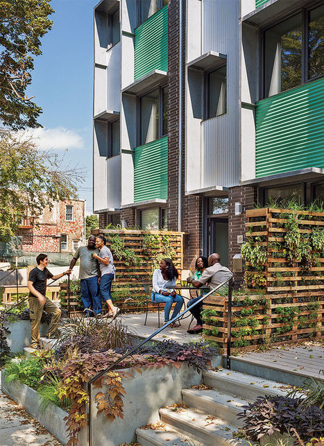 Super Green Affordable Housing Introduces Passive Design to the Masses | Communication design | Scoop.it