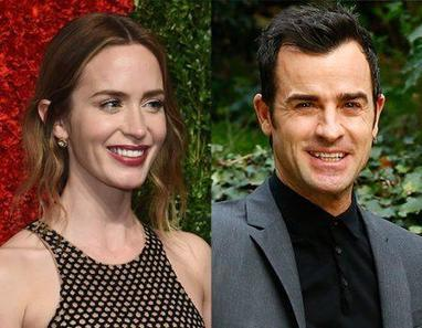 Why Justin Theroux Was Scared to Meet Emily Blunt's New Baby | CelebNest | celebrities | Scoop.it